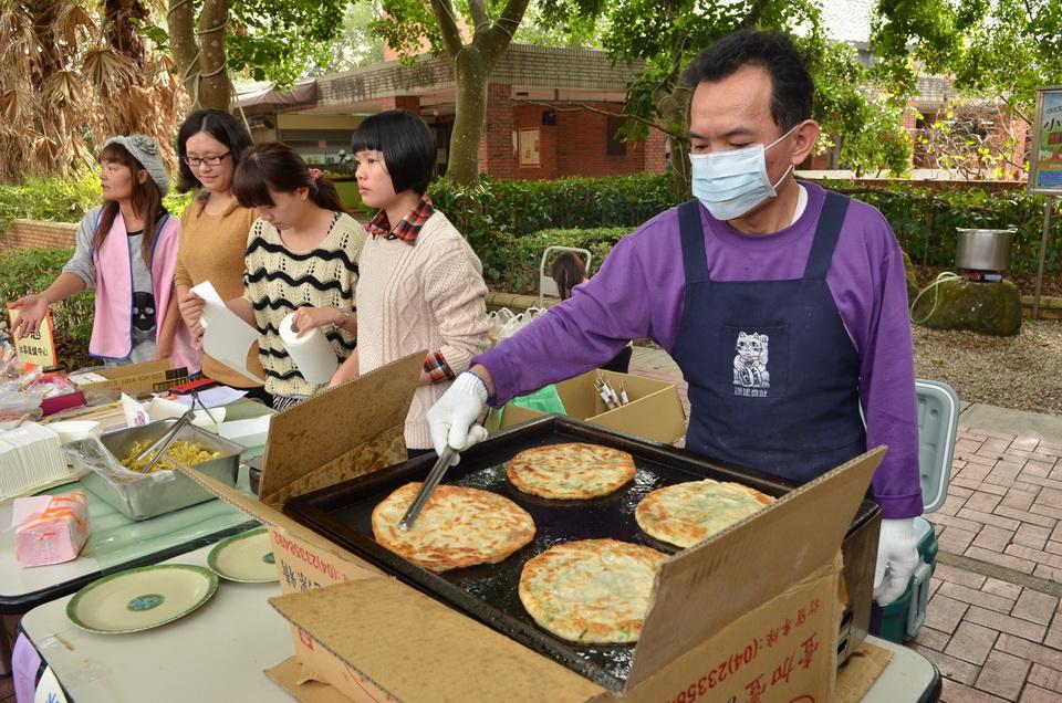 埔里─迦南美地麵食館