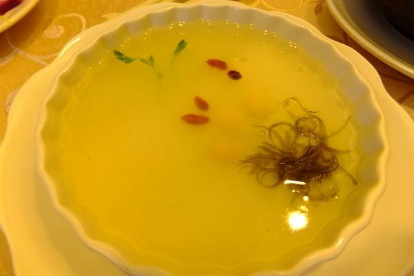 平雲山都推出多道功夫菜,挑戰食客味蕾。(唐茹蘋攝)