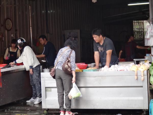 禁宰活禽,家禽,代宰,埔里第三市場