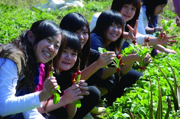 開發食物來源同時兼顧永續發展,是人類必須面對的共同課題。(攝影∕顏新珠)