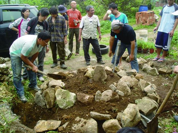 樸門強調永續性作物栽培,並建構人類和自然環境的平衡點。(照片提供∕亞曼)