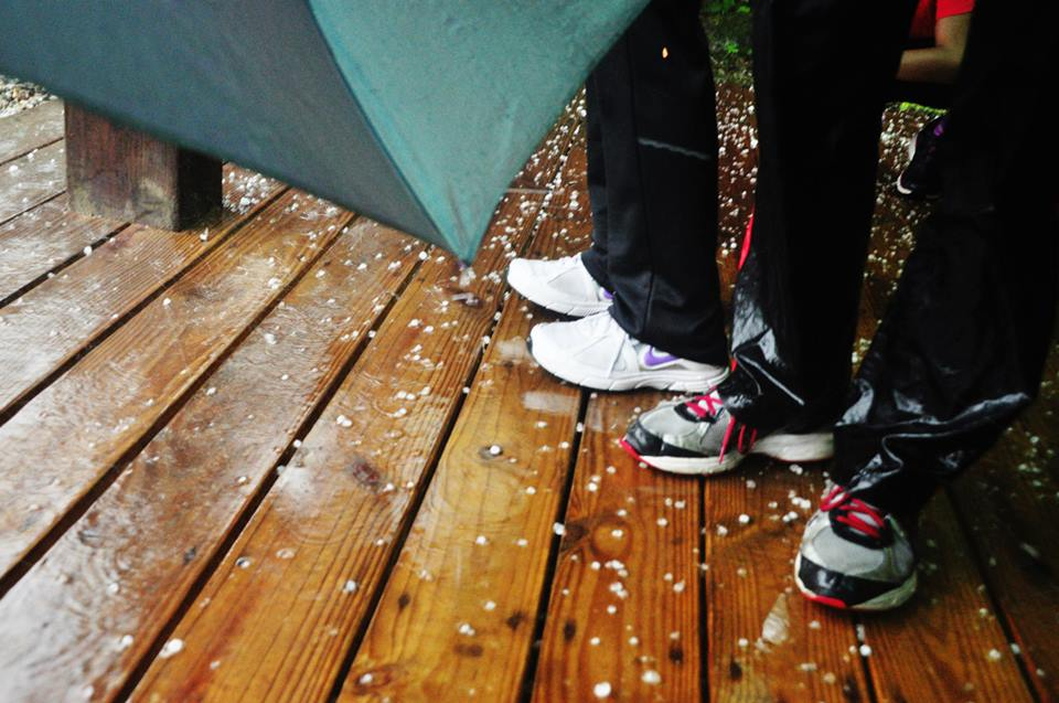 冰雹,天氣,氣象,雷雨