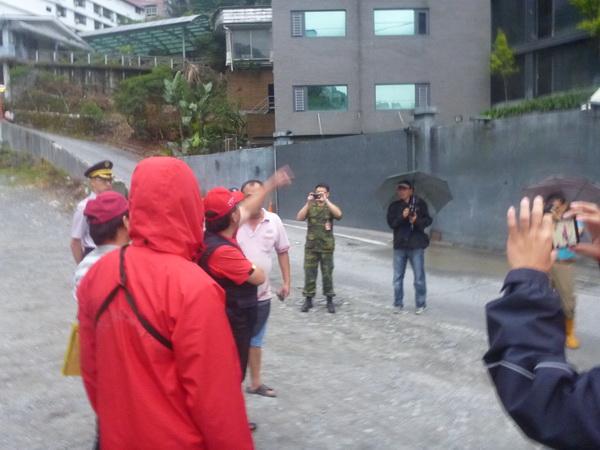 蘇力颱風來襲 廬山溫泉強制撤離