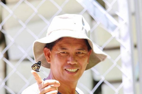 生態攝影家李榮芳