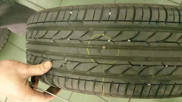 農會,輪胎,刺破,鐵釘,爆胎