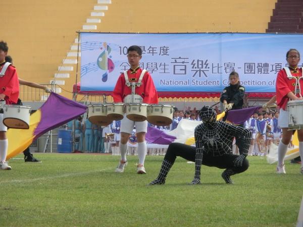 破紀錄! 宏仁國中管樂隊全國唯一特優