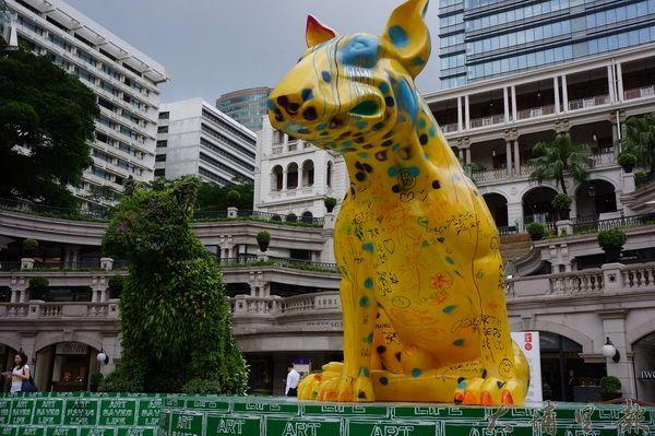 香港公共藝術