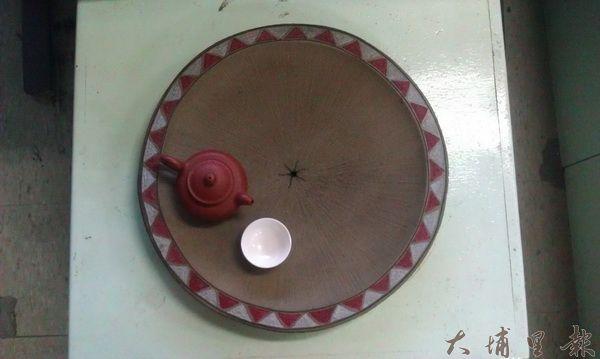 賽德克茶盤(黃敬婷攝)
