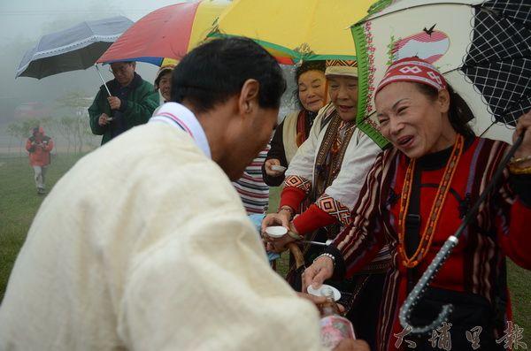 噶哈巫豐年祭