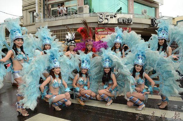 埔里舞雀舞蹈團