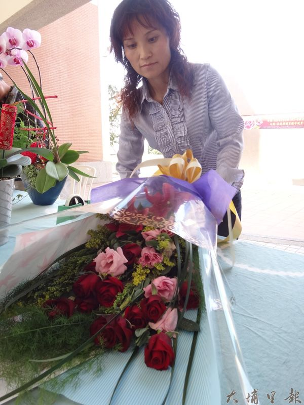 埔里牛尾社區花卉產業
