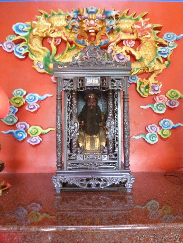 福安宮神像