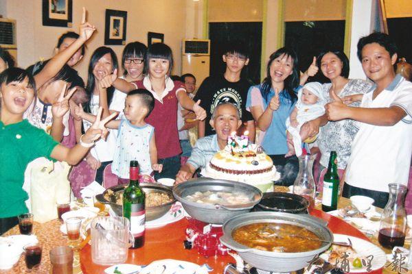 圓頂屋也極適合辦慶生會等團體聚餐。(圓頂屋提供)