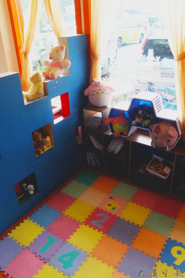 圓頂屋兒童遊戲區