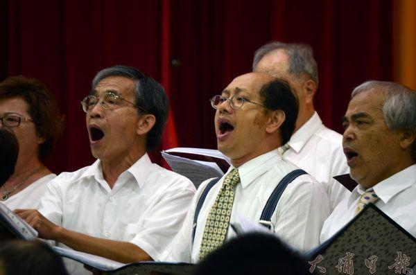 埔里合唱團