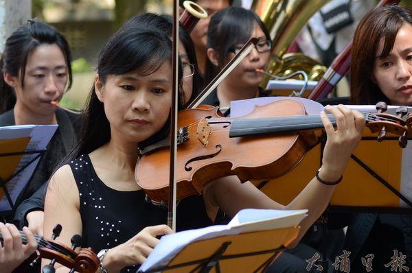 埔里Butterfly交響樂團小提琴