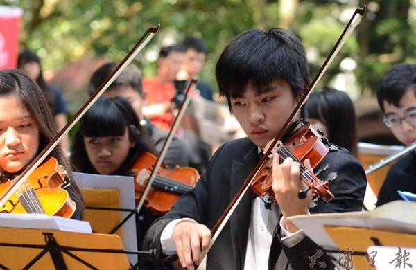 埔里Butterfly交響樂團成員