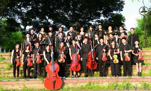 「埔里Butterfly交響樂團」以社會企業的理念出發,兼顧人才培育與社會服務。(顏新珠攝)