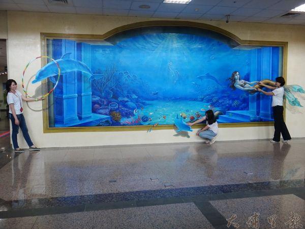 埔里榮民醫院壁畫
