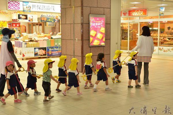 日本幼稚園小朋友