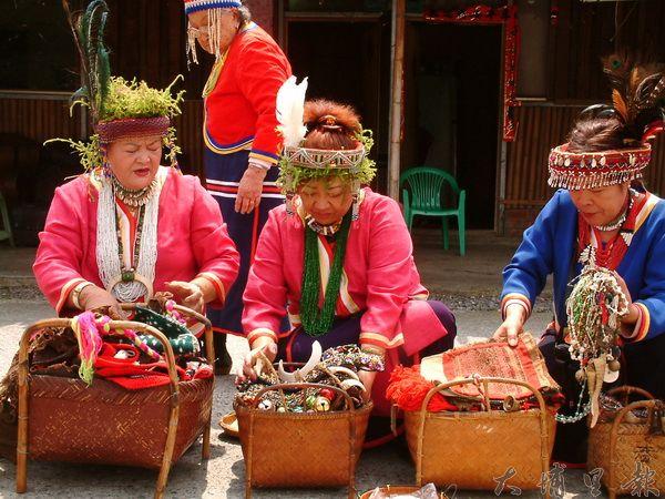 伊達邵是邵族的傳統領域,邵族人迄今仍延續傳統的節慶。(柏原祥攝)