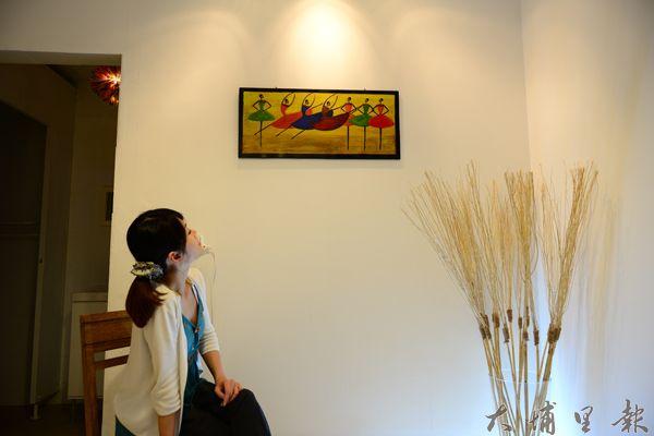 TUTU的設計很多出自陳時平夫婦之手。(陳時平攝)