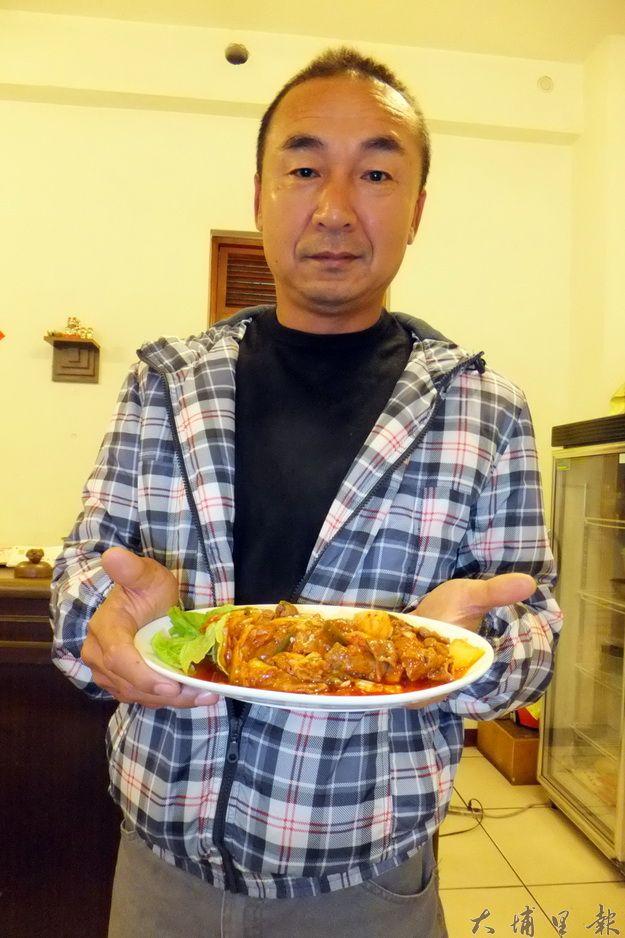埔里鎮麗苑韓式料理