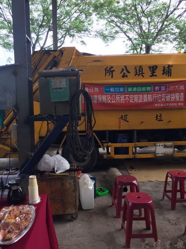 清潔隊垃圾車及資源回收車與鎮民關係密切,降低空汙排放,對鎮民健康有保障。(民眾提供)
