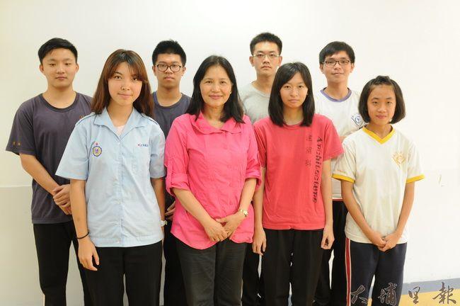 埔里高工繁星計畫升學成績亮眼,多位同學錄取國立科技大學。(柏原祥攝)