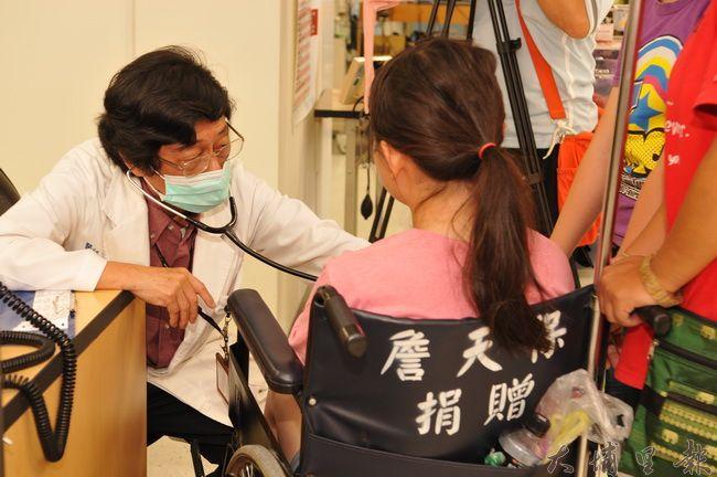 埔基醫院加設兒科急診,對於大埔里地區急重症孩童生命更有保障。(柏原祥攝)