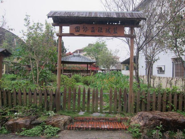籃城長輩每天都從籃城社區菜園吃到社區自己種的蔬菜。(金城嚴 攝)