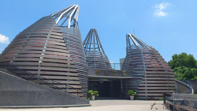 位於竹山紫南宮,號稱六星級廁所,觀光客解手必到之處。(圖片來源 網路)