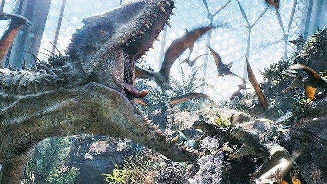 恐龍:「縣長我來啦!」(設計對白)(圖片來源 http://www.uip.com.tw/)