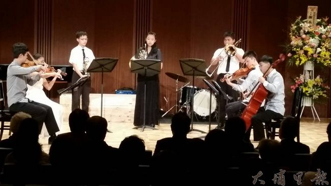 埔里Butterfly交響樂團赴日交流成果豐碩,在東京三多利音樂廳演出獲得廣大迴響。(Butterfly交響樂團提供)