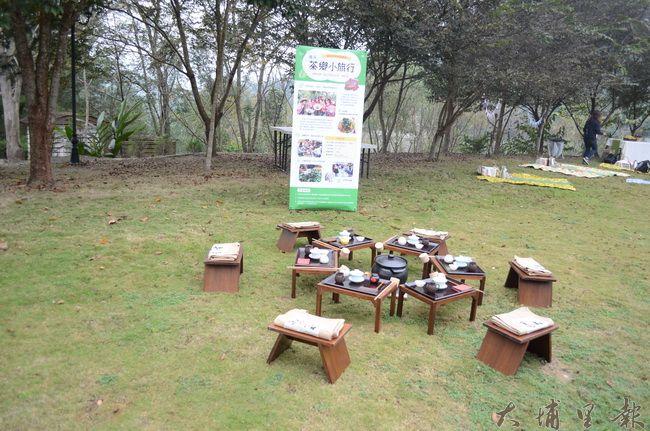 來自鹿谷的初鄉茶間,茶藝文化是南投縣重要文化資產之一。(金城嚴 攝)