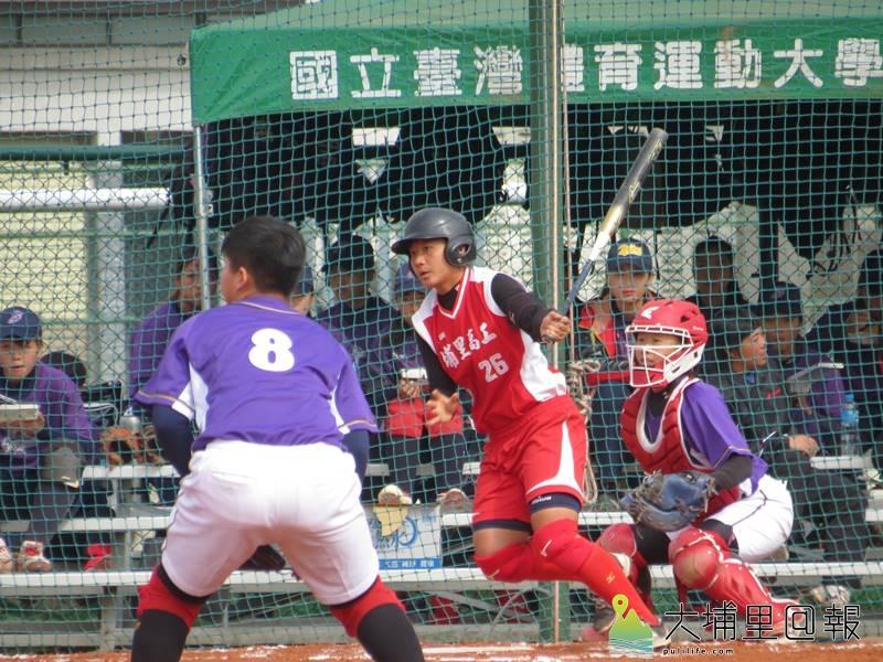 埔里高工女壘隊有30年歷史,是女壘國手的搖籃。(圖/埔里高工提供)