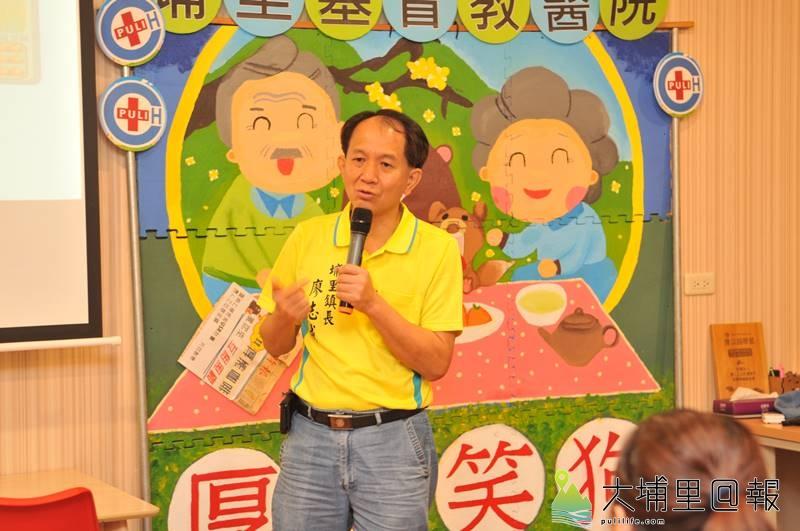 埔里鎮長廖志城表示,埔里兒童特色公園已進展選地的階段,可能地點包括了花卉物流中心鄰近土地或原中廣電台用地。