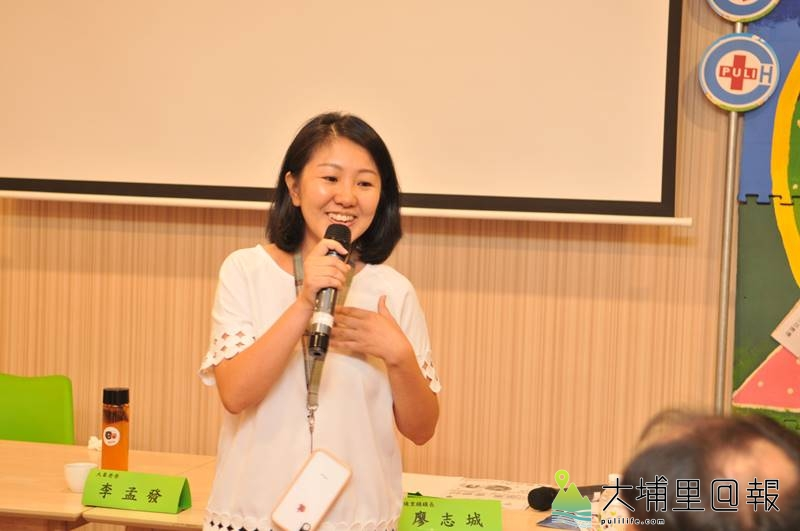埔里媽媽黃湘瑜表示,在爭取埔里兒童特色公園的過程中遇到經費爭取及公務員以安全為由卡關等障礙。